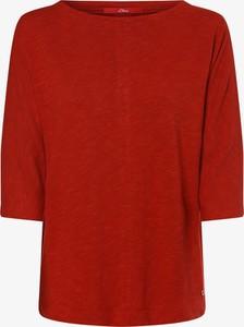 T-shirt S.Oliver z długim rękawem