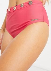 Różowy strój kąpielowy Juicy Couture