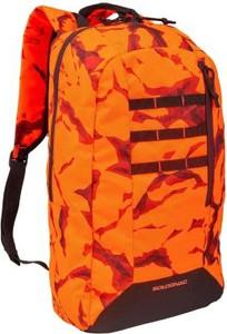 Pomarańczowy plecak męski Solognac