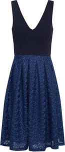 Granatowa sukienka WAL G.