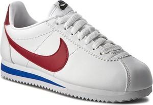 Buty sportowe Nike ze skóry cortez