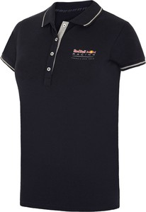 T-shirt Red Bull Racing F1 Team w stylu casual