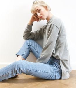 Bluza Modish z bawełny