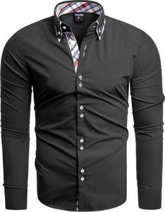 Koszula Risardi z długim rękawem
