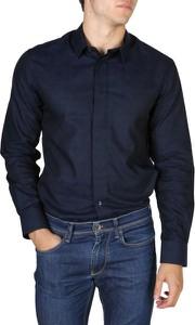 Koszula Emporio Armani w stylu casual z bawełny