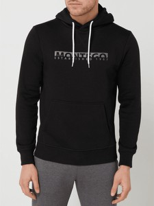 Czarna bluza Montego