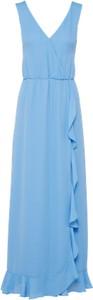 Niebieska sukienka samsøe & samsøe