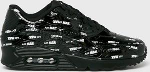 Czarne buty sportowe Nike Sportswear