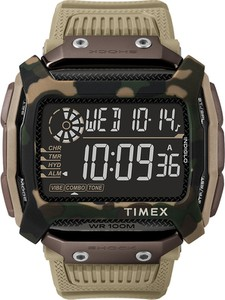 Zegarek męski TW5M20600 Timex Command™ Shock moro