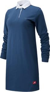 Sukienka New Balance z bawełny