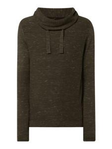 Sweter S.Oliver ze stójką z bawełny w stylu casual