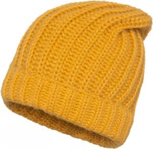 Żółta czapka JK Collection