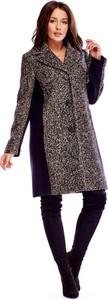 Brązowy płaszcz TAGLESS