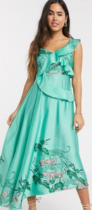 Zielona sukienka Liquorish