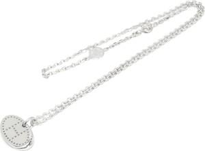 Hermes Evelyn Eclipse Necklace Metal SV925 / Sterling Silver