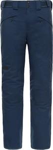 Spodnie The North Face w sportowym stylu z tkaniny