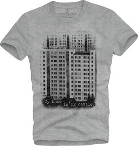 T-shirt Underworld z bawełny
