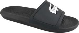Czarne buty letnie męskie Lacoste