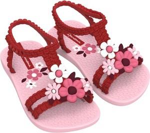 Różowe buty dziecięce letnie Ipanema