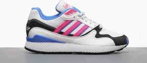Buty sportowe Adidas Originals z nubuku w sportowym stylu