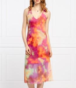 Sukienka Desigual na ramiączkach