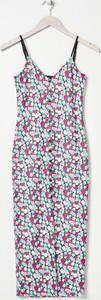 Sukienka Sinsay z dekoltem w kształcie litery v maxi