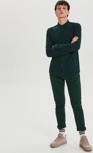 Zielona koszula Cropp