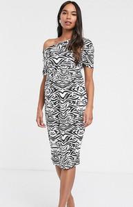 Sukienka Asos ołówkowa
