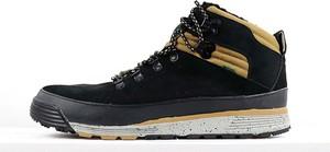 Buty zimowe Element sznurowane