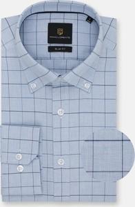 Niebieska koszula Pako Lorente