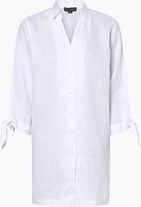 Koszula Franco Callegari z kołnierzykiem z lnu