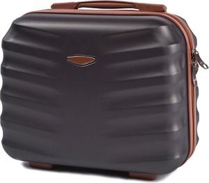 Granatowa torba podróżna Kemer