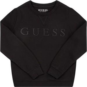 Czarna bluza dziecięca Guess