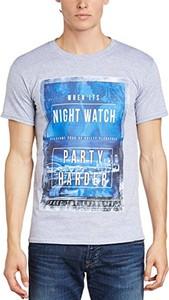 Błękitny t-shirt minted fashion