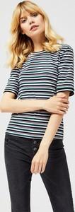 T-shirt Moodo w stylu casual