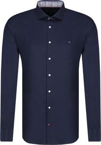 Niebieska koszula Tommy Tailored