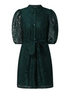 Sukienka Vero Moda mini koszulowa z długim rękawem