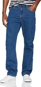Niebieskie jeansy Enzo