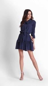 Sukienka Ivon rozkloszowana mini