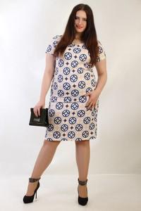 bd19c2fc9523 elegancka sukienka rozmiar 50. - stylowo i modnie z Allani