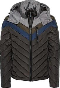 Brązowa kurtka Superdry w stylu casual