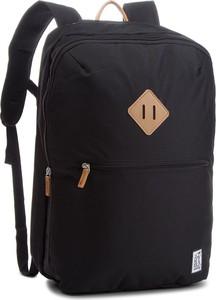 Czarny plecak męski The Pack Society