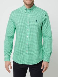 Koszula POLO RALPH LAUREN z kołnierzykiem button down w stylu casual
