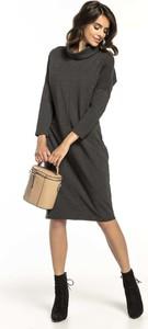 Sukienka Tessita mini prosta z bawełny