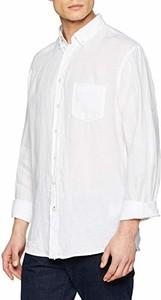 Koszula amazon.de z długim rękawem z lnu