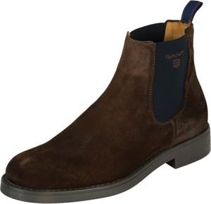 Buty zimowe Gant w stylu casual