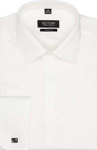 Koszula recman w elegenckim stylu z długim rękawem