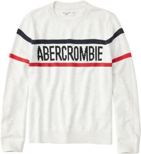 Sweter Abercrombie & Fitch z dzianiny