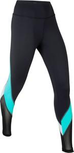 Czarne legginsy bonprix bpc bonprix collection
