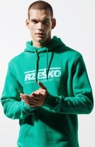 Zielona bluza Confront
